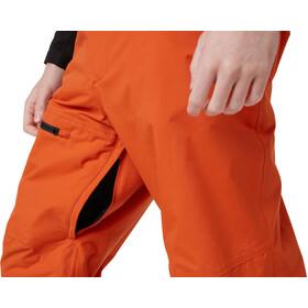 Helly Hansen Sogn Cargo Pants Men, naranja